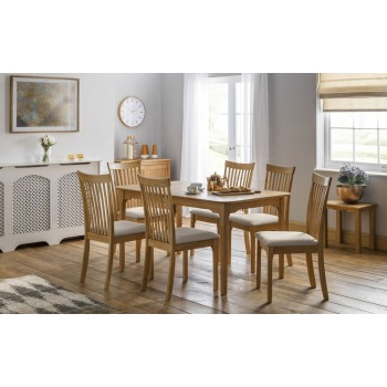 Ibson Dining Set {Table + 4}  *Out of Stock - Back Soon*