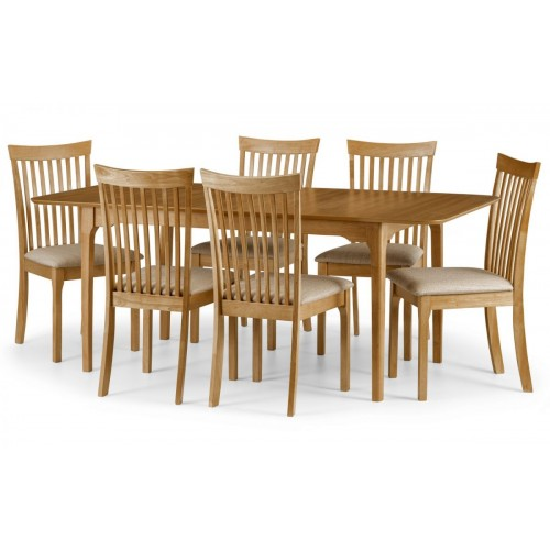 Ibson Dining Set {Table + 6}