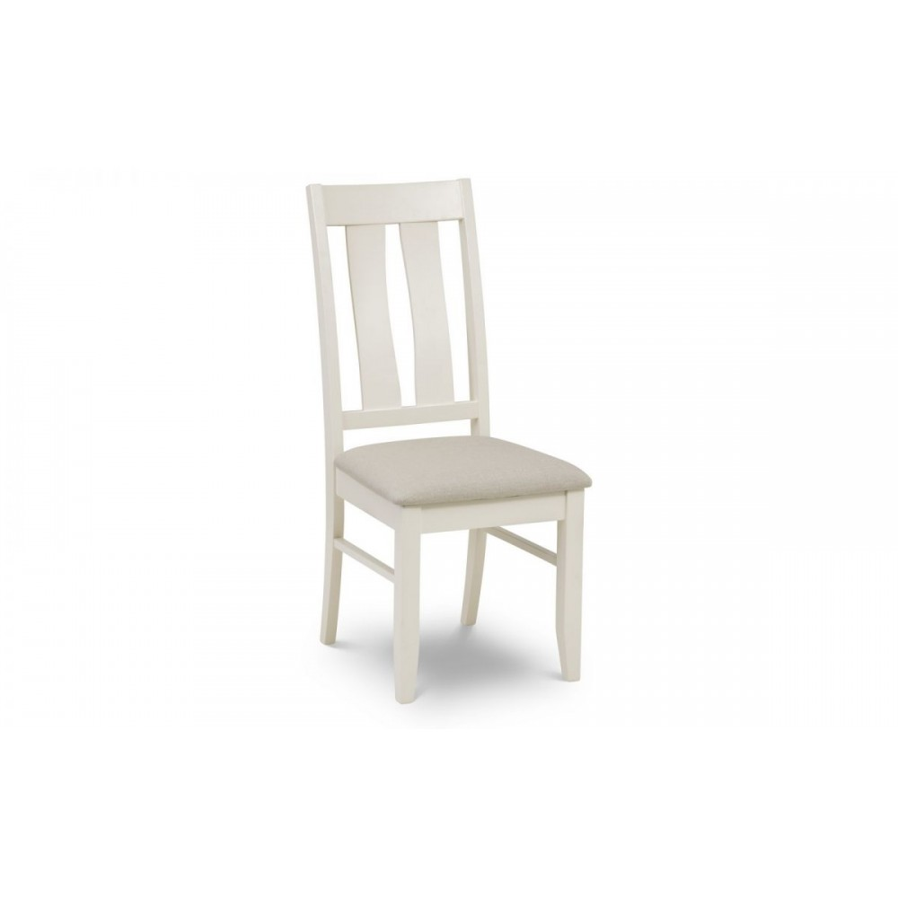 Pembroke White Bedroom Furniture Dining Chair