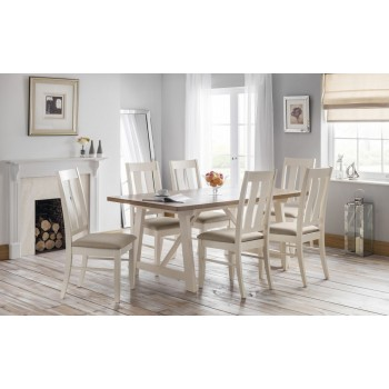 Pembroke Dining Set {Table + 4}