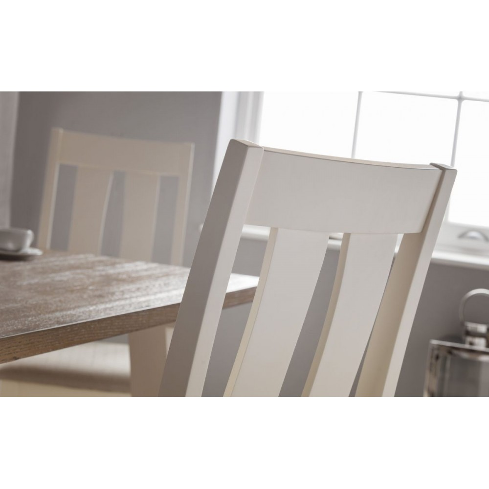 Pembroke White Bedroom Furniture Pembroke Dining Set With Four Chairs