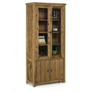 Aspen Glazed Display Cabinet (Assembled)