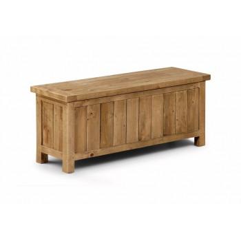 Aspen Storage Bench (Assembled)