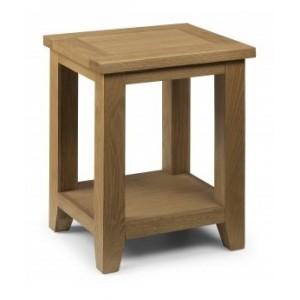 Astoria Oak Lamp Table (Assembled)