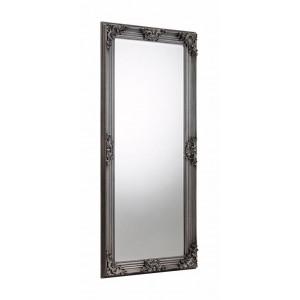 Rococo Pewter Dress Mirror