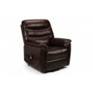 Pullman Real Leather Rise & Recline Chair
