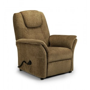 Riva Cappuccino Rise & Recline Chair