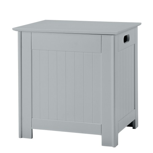Alaska Grey Laundry Box