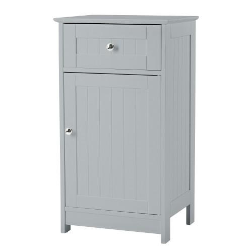 Alaska Grey Low Cabinet