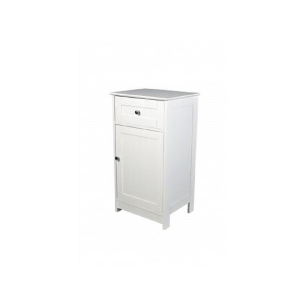 Alaska Low Cabinet (White)