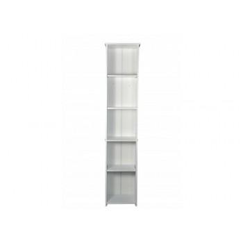 Alaska White Tall Cabinet