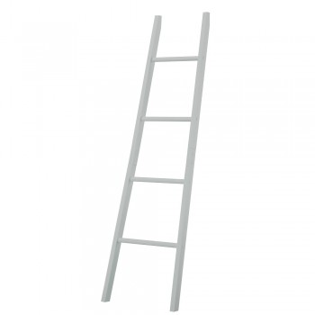 Alaska Grey Ladder Towel Rail