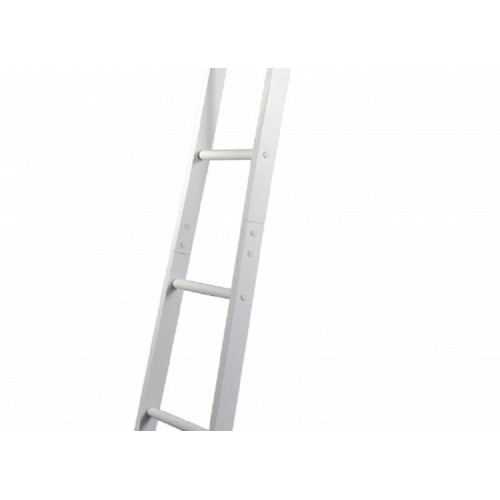 Alaska Grey Ladder Towel Rail
