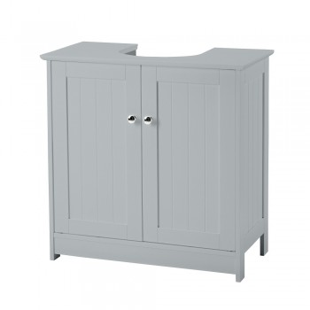 Alaska Grey Vanity Sink Unit