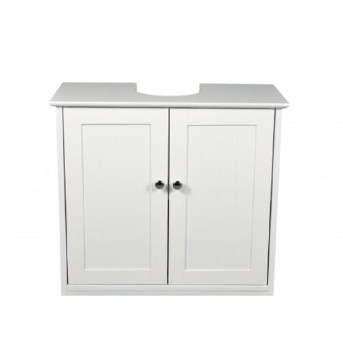Alaska White Vanity Sink Unit