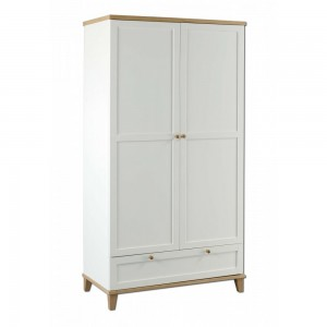 Boston 2 Door Wardrobe +1 Drawer