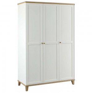 Boston 3 Door Wardrobe *Out of Stock - Back Soon*