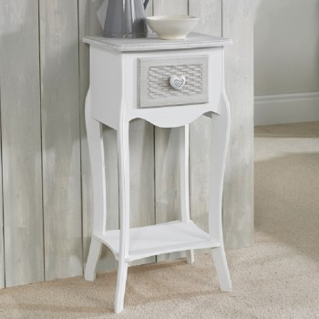 Brittany Bedside Table [Assembled]