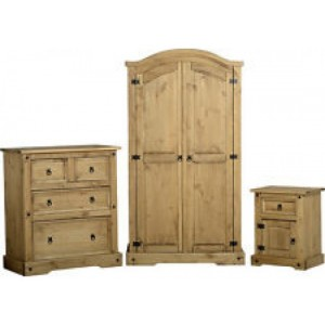 Corona Trio Bedroom Set *Out of Stock - Back Soon*