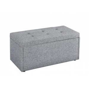 Hartford Storage Chest in Grey *Out of Stock - Back Soon*