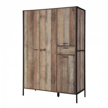 Hoxton 4 Door Wardrobe