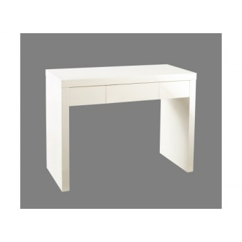 Puro Highgloss Dresser / Desk in Cream