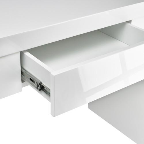 Puro White Highgloss Dresser/Desk