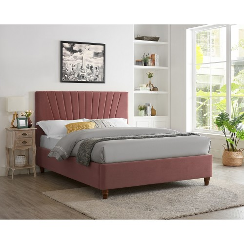 Lexie Pink Bed