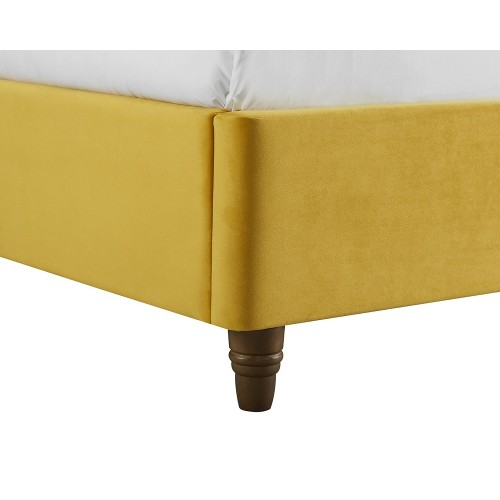 Lexie Mustard Bed