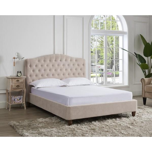 Sorrento Bed (Pink)