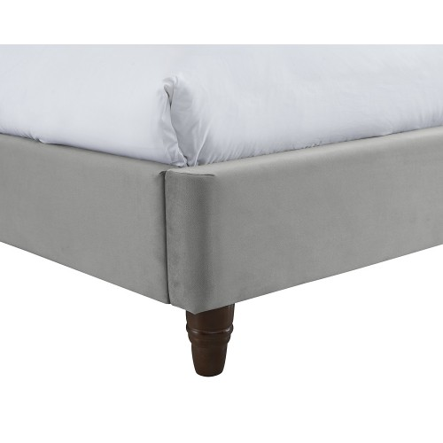 Sorrento Silver Bed