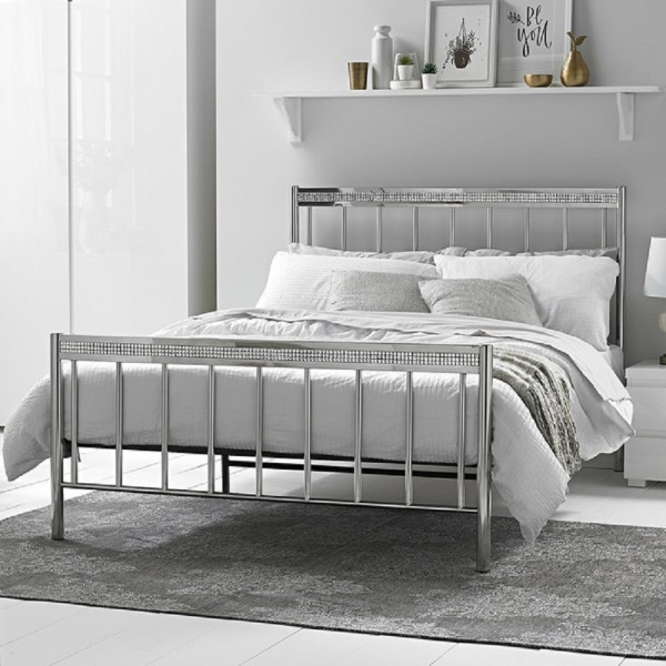 Bellini Crystal Bed