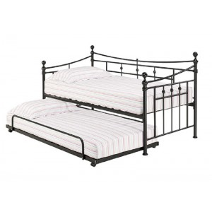 Olivia Black Day Bed