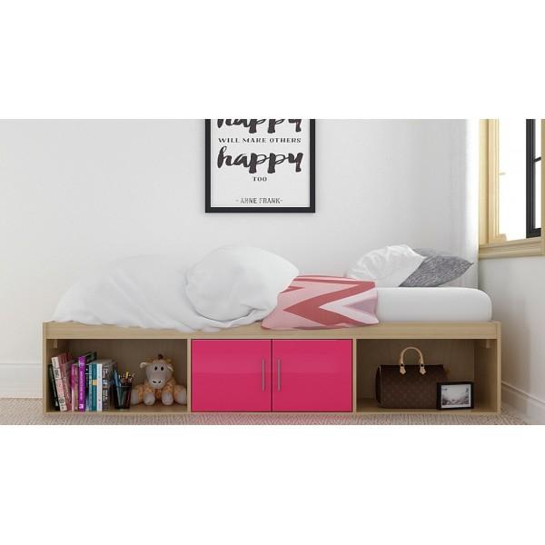 Dakota Pink Cabin Bed