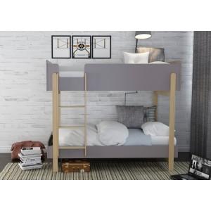 Hero Grey Bunk Bed
