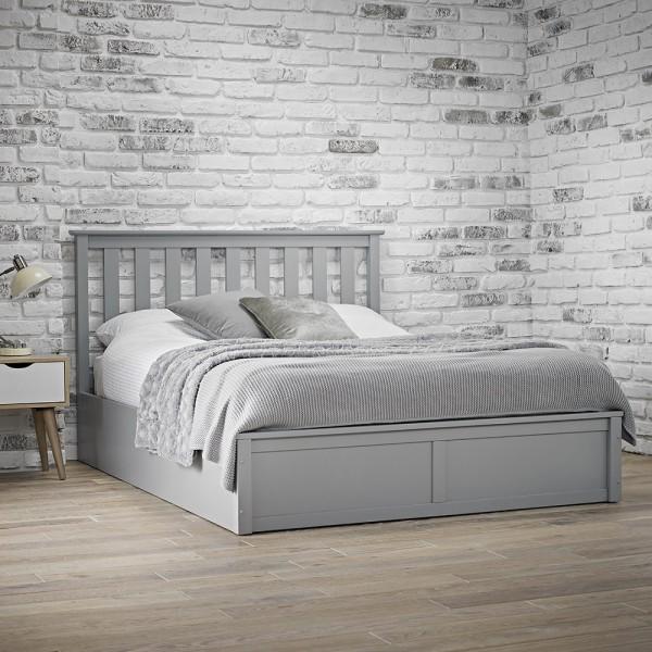 Oxford Ottoman Bed (Grey)