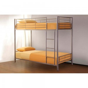 Apollo Bunk Bed in Silver