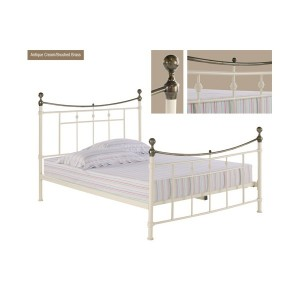 Regency Bed in Cream *Out of Stock - Back Soon*