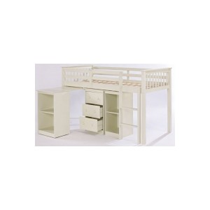 Milo Sleep Station in Off White *Low Stock - Selling Fast*
