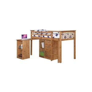 Milo Sleep Station in Pine *Low Stock - Selling Fast*