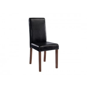 Brompton Dining Chairs in Black {Box of 2}