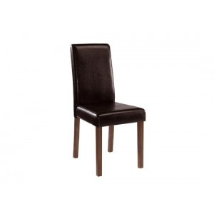 Brompton Dining Chairs in Brown {Box of 2}