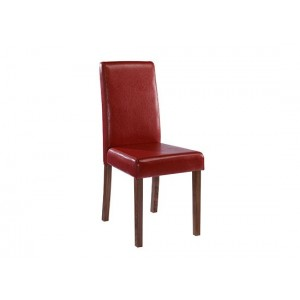 Brompton Dining Chairs in Red {Box of 2}