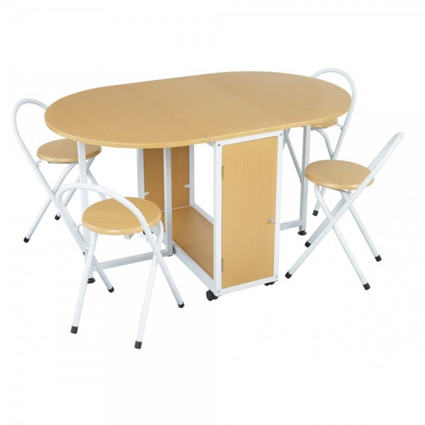 Butterfly Dining Set {Table + 4}