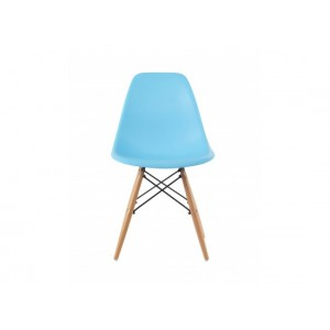 Eiffel Dining Chairs in Blue {Box of 4} *Out of Stock - Back Soon*