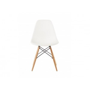 Eiffel Dining Chairs in White {Box of 2}  *Out of Stock - Back Soon*