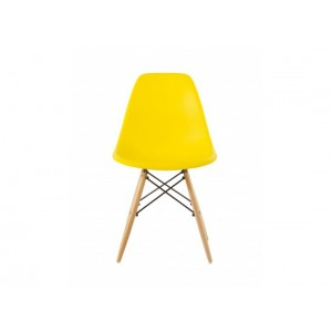 Eiffel Dining Chairs in Yellow {Box of 2} *Out of Stock - Back Soon*