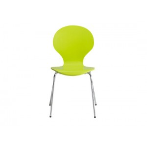 Ibiza Dining Chairs in Lime {Box of 4}