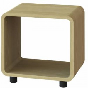 Curve Lamp Table
