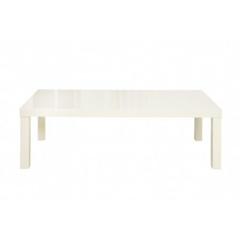 Puro Highgloss Coffee Table in Cream